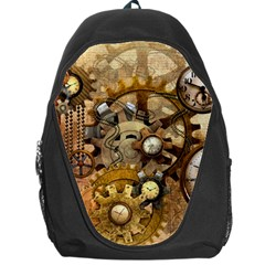 Steampunk Backpack Bag