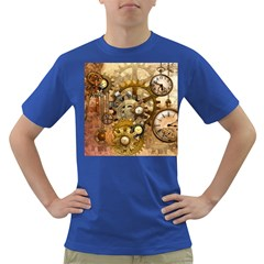 Steampunk Mens' T-shirt (Colored)
