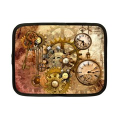 Steampunk Netbook Sleeve (Small)