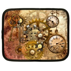 Steampunk Netbook Sleeve (XXL)