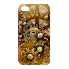 Steampunk Apple iPhone 4/4S Premium Hardshell Case