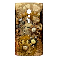 Steampunk Sony Xperia ion Hardshell Case