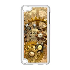 Steampunk Apple iPod Touch 5 Case (White)