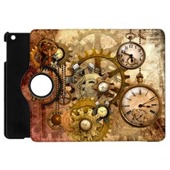 Steampunk Apple iPad Mini Flip 360 Case