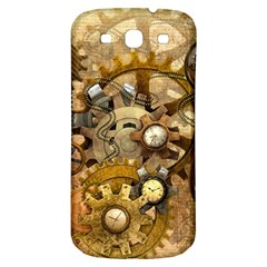 Steampunk Samsung Galaxy S3 S III Classic Hardshell Back Case