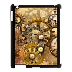 Steampunk Apple iPad 3/4 Case (Black)