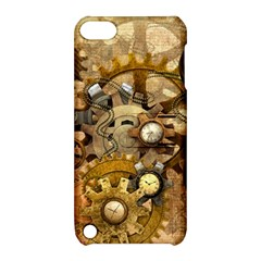 Steampunk Apple iPod Touch 5 Hardshell Case with Stand