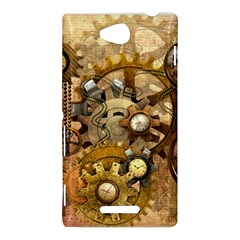 Steampunk Sony Xperia C (S39h) Hardshell Case