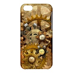Steampunk Apple iPhone 5C Hardshell Case