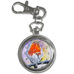 Robin Red Breast Key Chain & Watch