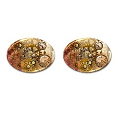 Steampunk Cufflinks (oval)