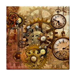 Steampunk Ceramic Tile