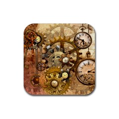 Steampunk Drink Coasters 4 Pack (square)