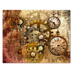 Steampunk Jigsaw Puzzle (Rectangle)