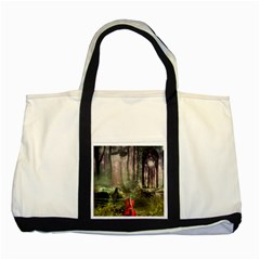 last song Two Tone Tote Bag