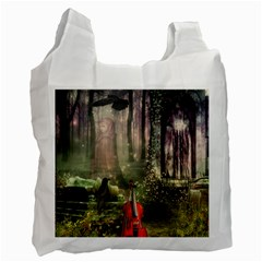 last song Recycle Bag (One Side)