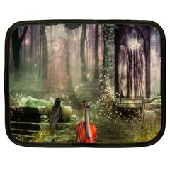 last song Netbook Sleeve (XL)