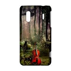 last song HTC Evo Design 4G/ Hero S Hardshell Case