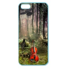 Last Song Apple Seamless Iphone 5 Case (color)