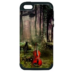 last song Apple iPhone 5 Hardshell Case (PC+Silicone)