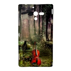 last song Sony Xperia ZL L35H Hardshell Case