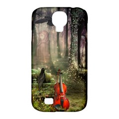 last song Samsung Galaxy S4 Classic Hardshell Case (PC+Silicone)