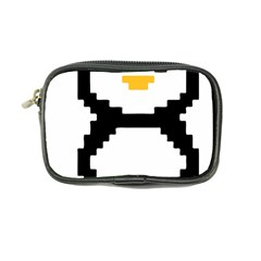 Pixel Linux Tux Penguin Coin Purse