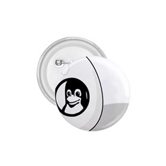 LIUX TUX EGG BRAND 1.75  Button