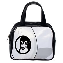 LIUX TUX EGG BRAND Classic Handbag (One Side)