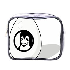 LIUX TUX EGG BRAND Mini Travel Toiletry Bag (One Side)