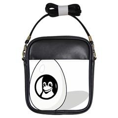 Liux Tux Egg Brand Girl s Sling Bag