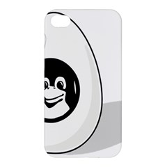 Liux Tux Egg Brand Apple Iphone 4/4s Hardshell Case