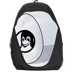 Liux Tux Egg Brand Backpack Bag