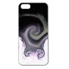 L522 Apple Seamless iPhone 5 Case (Clear)