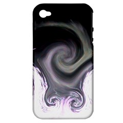 L522 Apple iPhone 4/4S Hardshell Case (PC+Silicone)