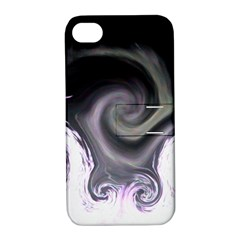 L522 Apple Iphone 4/4s Hardshell Case With Stand
