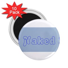 1logo2 2.25  Button Magnet (10 pack)