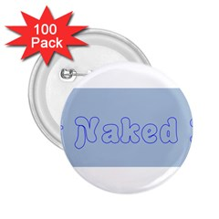 1logo2 2.25  Button (100 pack)