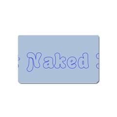 1logo2 Magnet (Name Card)
