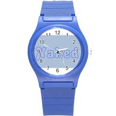 1logo2 Plastic Sport Watch (small)