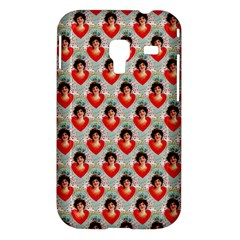 Vintage Valentine Samsung Galaxy Ace Plus S7500 Case