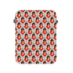 Vintage Valentine Apple iPad Protective Sleeve