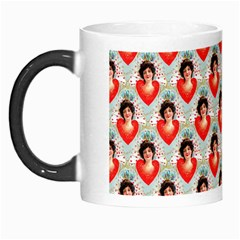 Vintage Valentine Morph Mug
