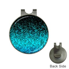 Glitter Dust 1 Hat Clip With Golf Ball Marker