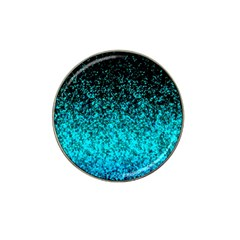 Glitter Dust 1 Golf Ball Marker 10 Pack (for Hat Clip)