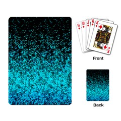 Glitter Dust 1 Playing Cards Single Design