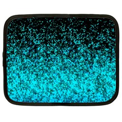Glitter Dust 1 Netbook Sleeve (Large)