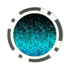 Glitter Dust 1 Poker Chip (10 Pack)