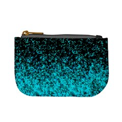 Glitter Dust 1 Coin Change Purse