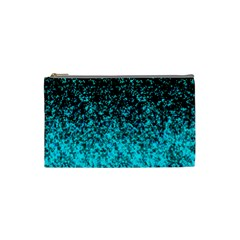 Glitter Dust 1 Cosmetic Bag (Small)
